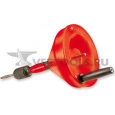 Ручная вертушка для прочистки труб ROTHENBERGER ROSPI 8 H+E PLUS