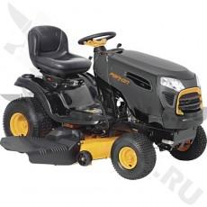 Садовый трактор Parton PA24VH54