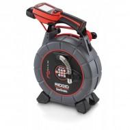 Инспекционная промышленная видеосистема RIDGID SeeSnake microDrain D30  с разъемом для цифровой инспекционной камеры micro CA-300
