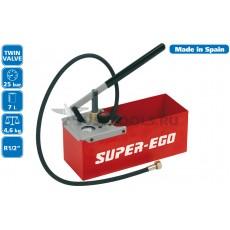 Насос для опрессовки ручной Super-Ego TP25
