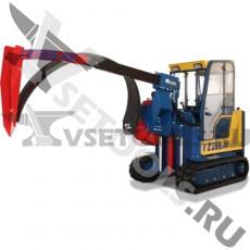 Оборудование для пересадки деревьев PAZZAGLIA FZ 200