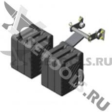 Комплект задних противовесов для тракторов BERCOMAC