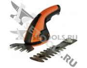 Аккумуляторные садовые ножницы - кусторез WORX WG800E.1