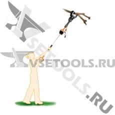 Ручка - удлинитель для WORX WG307E WA0163