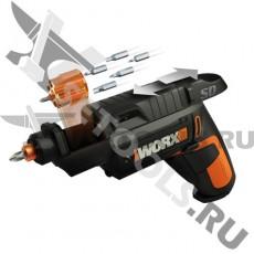 Шуруповерт - револьвер WORX SD (WX254.4)