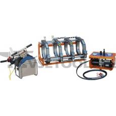Электрогидравлическая стыковая сварочная машина Ritmo BASIC 250 с комплектом вкладышей зажимов O 75 – 250 мм