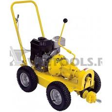 Бензиновая прочистная машина секционного типа Electric Eel Model 325 8DC (SO)
