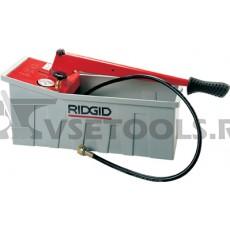 Ручной испытательный опрессовщик RIDGID 1450C без манометра