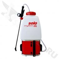 Моторный ранцевый распылитель опрыскиватель SOLO 416