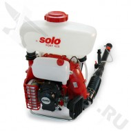 Моторный ранцевый распылитель опрыскиватель SOLO 423port