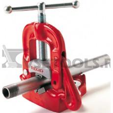 Верстачные откидные тиски для труб RIDGID 22